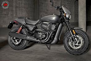 Nuova Harley-Davidson Street Rod 2017