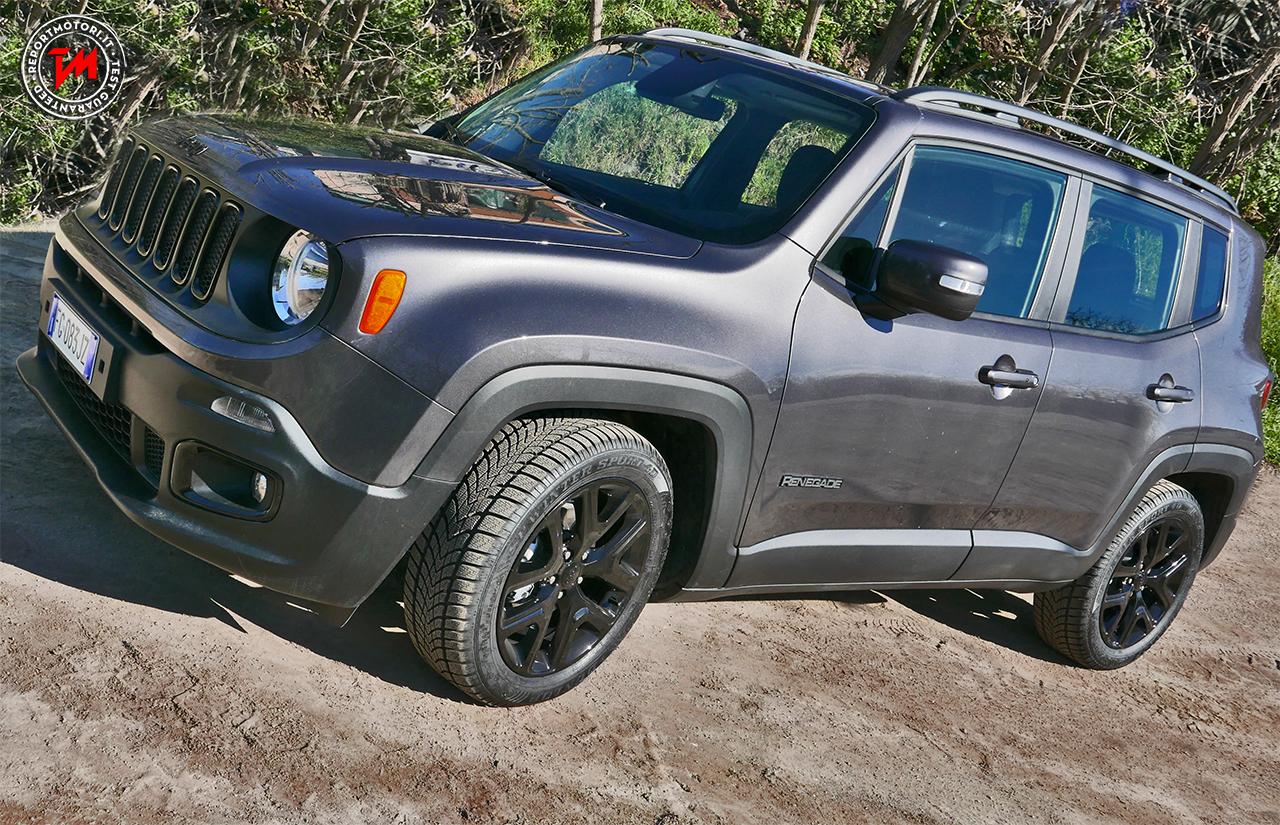nuova jeep renegade gpl 1 4 turbo 120 cv  operazione bassi consumi