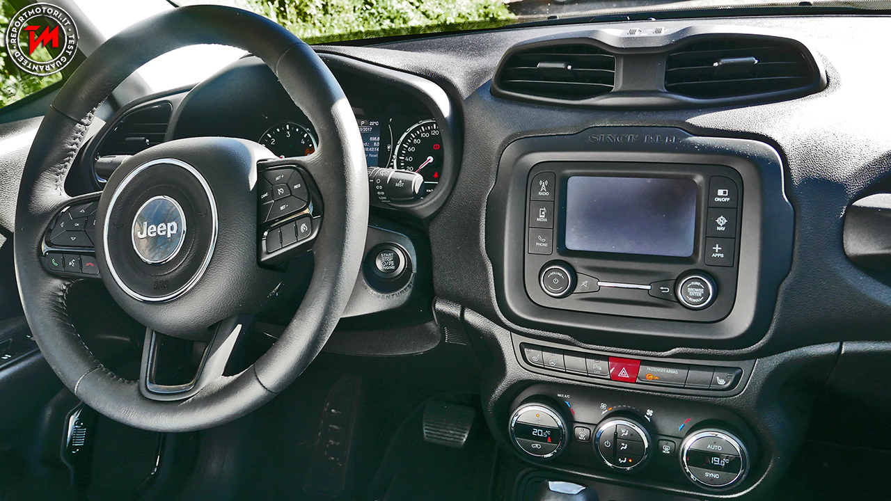 Nuova Jeep Renegade GPL 1.4 Turbo 120 CV: operazione bassi ...
