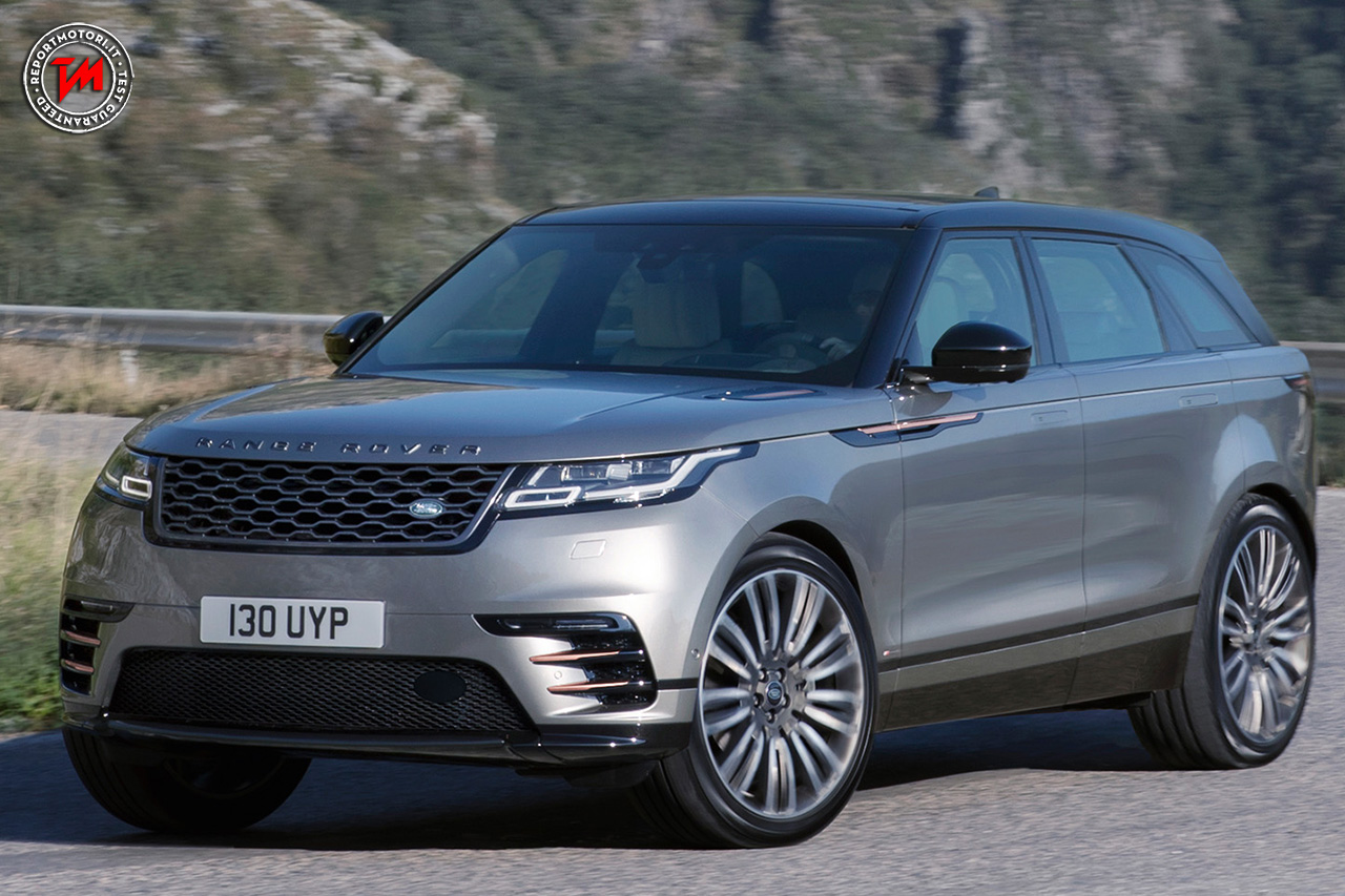 range rover velar debutter a ginevra l 39 atteso suv inglese. Black Bedroom Furniture Sets. Home Design Ideas