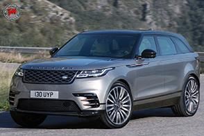 Range Rover Velar ottiene le cinque stelle Euro NCAP