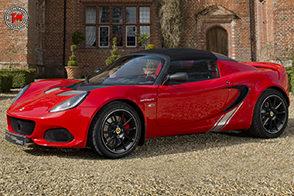 Nuova Lotus Elise Sprint : carbonio, lega leggera e cavalli!