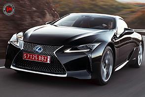 Lexus lancia in Italia la nuova gamma sportiva F con i modelli RC F e GS F