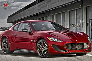 Maserati GranTurismo e GranCabrio Sport Special