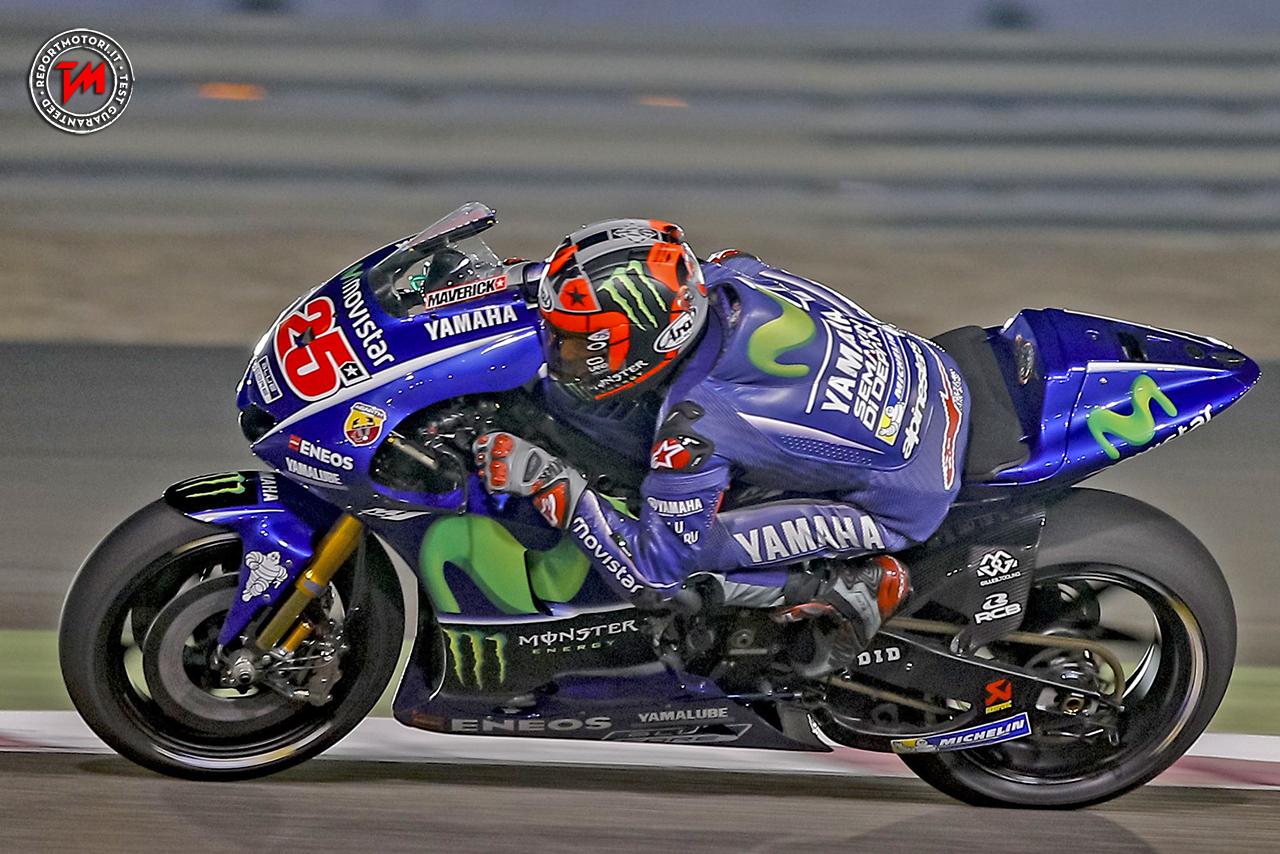 MotoGP Qatar Andrea Dovizioso