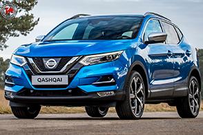 Nissan Qashqai Model Year 2017 : spazio alla sicurezza