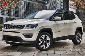 Jeep Compass Opening Edition è equipaggiata con una dotazione di serie estremamente completa