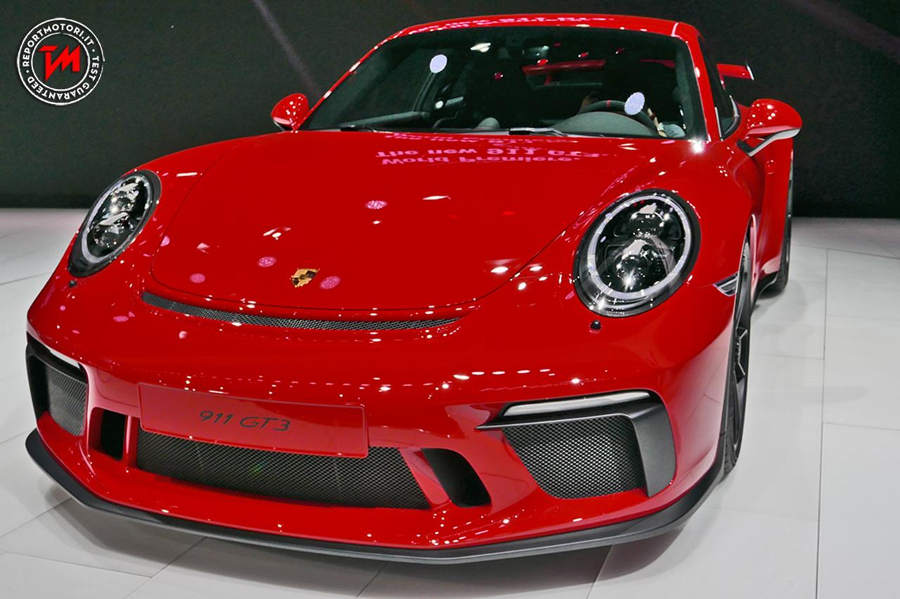 nuova porsche 911 gt3   emozioni in pista e su strada