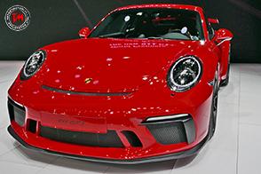Nuova Porsche 911 GT3 : emozioni in pista e su strada