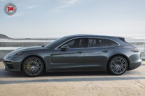 Porsche Panamera Sport Turismo : oltre l'immaginazione
