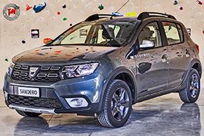 Dacia serie speciale Brave: spazio alla passione