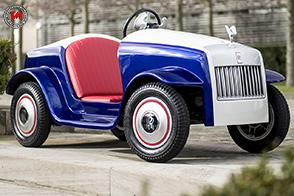 Rolls-Royce SRH : la baby limousine