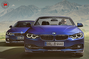 Stile inconfondibile e prestazioni esaltanti per la nuova Alpina B4 S Bi-Turbo