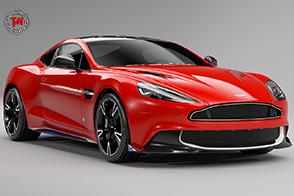 Aston Martin Vanquish S Red Arrows: solo 10 esemplari per una sportiva di razza!