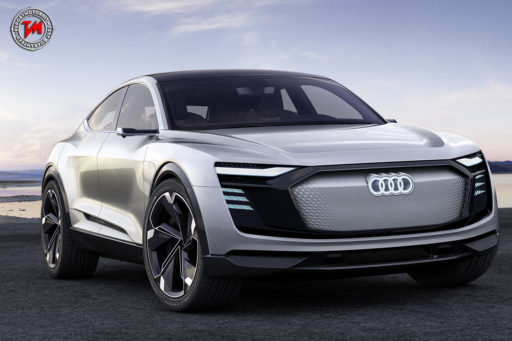 Audi e-tron Sportback concept,audi,e-tron,e-tron concept