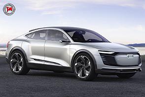 Audi e-tron Sportback concept: la futura mobilità elettrica