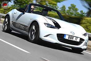 Dalla BBR arriva il kit turbo per la nuova Mazda MX-5