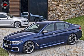 BMW 530e iPerformance: una plug-in hybrid con prestazioni sportive