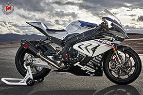 Solo 750 esemplari della potente BMW HP4 Race