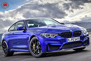 Tempo da record al Nurburgring per la nuova BMW M4 CS