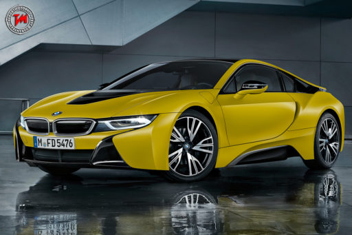 BMW i8 Protonic Frozen YellowEdition