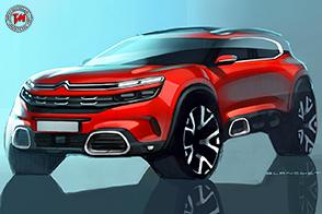 Il nuovo SUV firmato Citroen è pronto a sbarcare a Shanghai