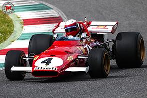 Ferrari 312B : la storia del V12 contrapposto