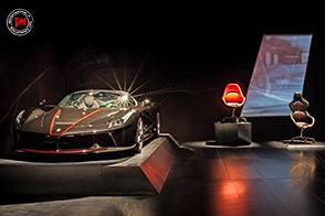 Ferrari e Poltrona Frau presentano Cockpit: l'esclusiva seduta da ufficio