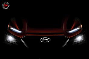 La nuova Hyundai Kona svela nuovi dettagli sul suo frontale…