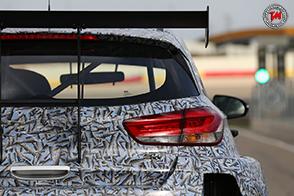 Hyundai Motorsport inizia i test della New Generation i30 TCR