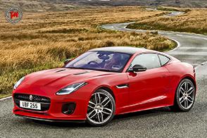 Jaguar presente al Salone dell'Auto di Torino con la nuova F-Type