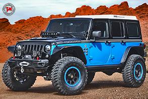 Jeep Luminator: un concept dalla visibilità eccellente
