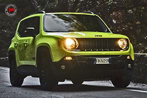 Nuova Jeep Renegade GPL 1.4 Turbo 120 CV: operazione bassi consumi!