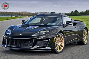 Lotus Evora Sport 410 : mai nessuna come Lei!