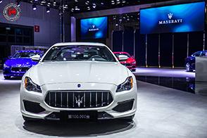 Al Salone di Shanghai consegnata la Maserati numero 100.000