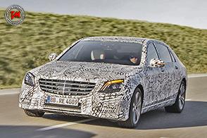 Nuova Mercedes-Benz Classe S: un ulteriore passo in avanti verso la guida autonoma
