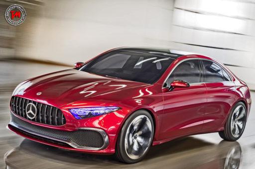Mercedes-Benz Concept A Sedan,Mercedes,Mercedes-Benz,Concept A Sedan