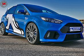 Michelin Pilot Sport 4S: massime prestazioni su bagnato ed asciutto
