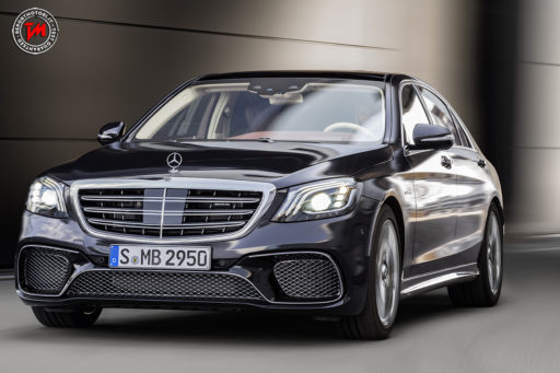 Nuova Mercedes-Benz Classe S,classe s, nuova classe s
