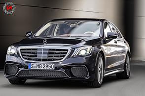 Nuova Mercedes-Benz Classe S: nuove motorizzazioni e dotazioni