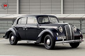 Alla Techno Classica di Essen la Opel espone la sua storia