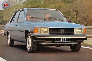 Peugeot 305 : stile, sicurezza design firmato Pininfarina
