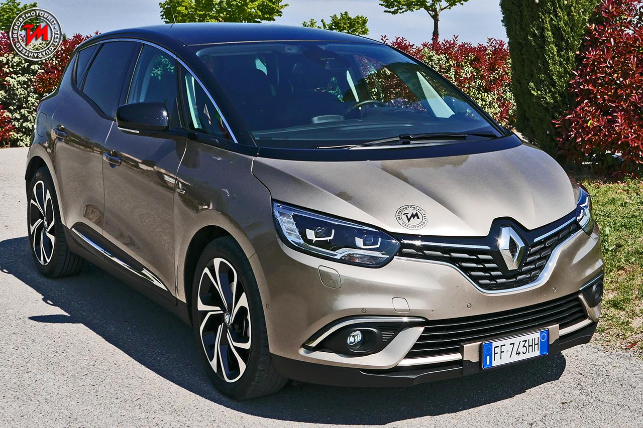 Nuovo Motore Hybrid Assist Su Nuova Scenic E Nuova Grand