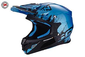 Massima protezione nella guida in off-road con il casco Scorpion VX-21 Air