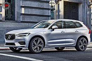 Volvo Cars celebra il suo 90esimo anniversario con la nuova XC60