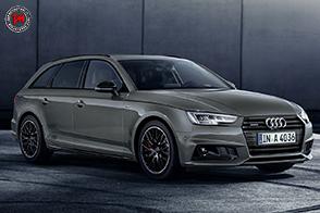 Look aggressivo per la nuova Audi A4 Black Edition