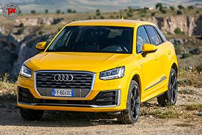 Trazione integrale, performance e stile: queste le prerogative delle Audi Q