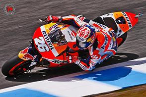 Dani Pedrosa vince ad Jerez, precedendo Marquez e Jorge Lorenzo