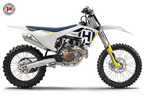 Husqvarna FC 450 : potenza, tecnica, agilità, ergonomia
