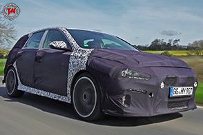 Hyundai i30N : altissime prestazioni su strada ed in pista!